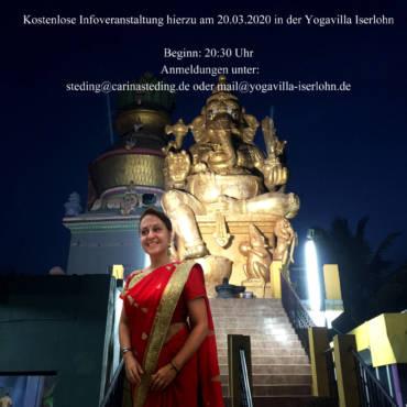 Spirituelle Yogareise nach Südindien vom 09.02.-21.02.2021